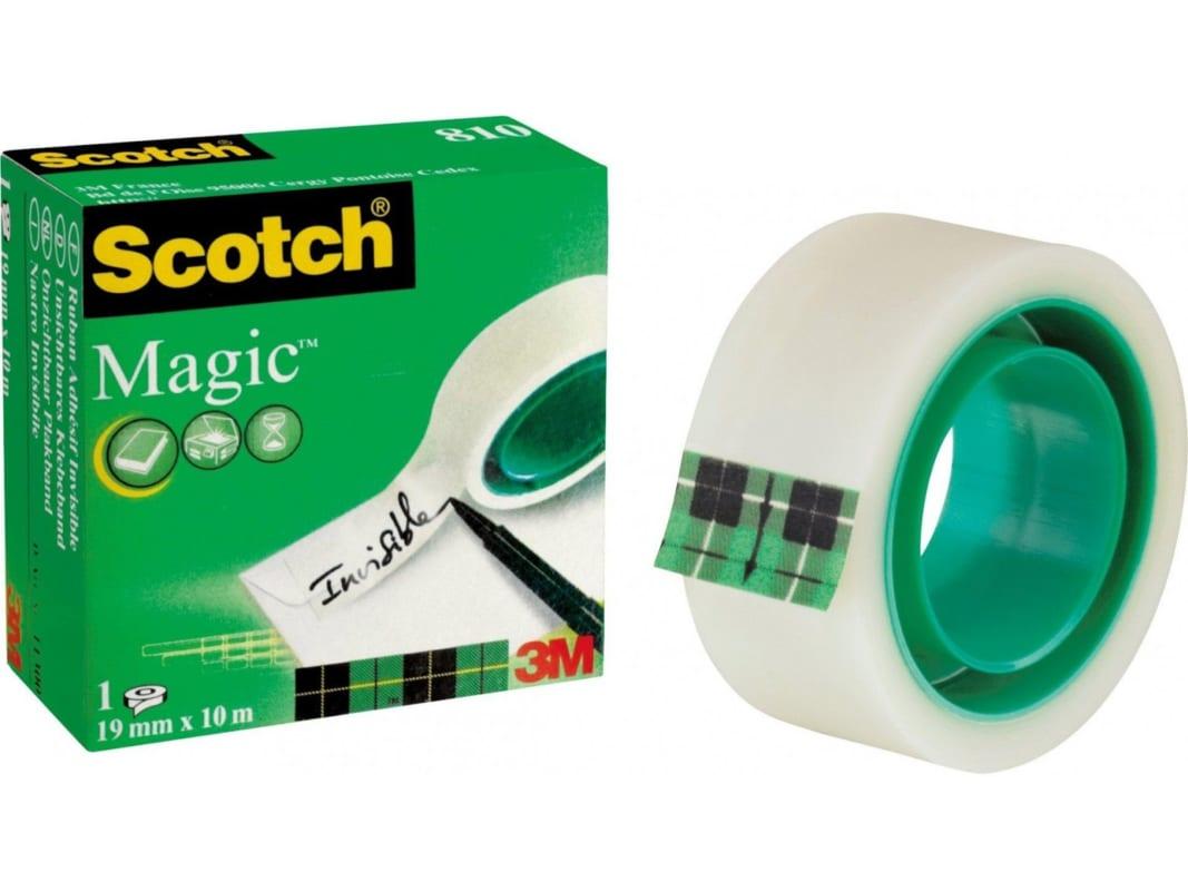 Băng keo trong suốt 3M Scotch sở hữu những ưu điểm khác biệt